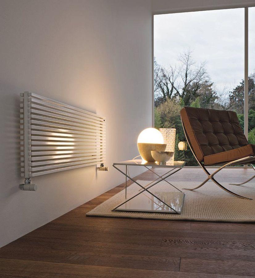 radiatori funzionali e di design: i termoarredi più belli | idee ... - Termoarredo Soggiorno Torino