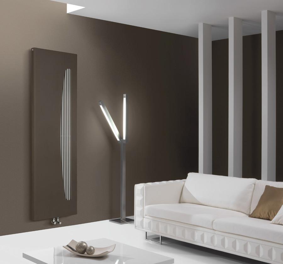 Radiatori funzionali e di design i termoarredi pi belli for Termoarredo salone