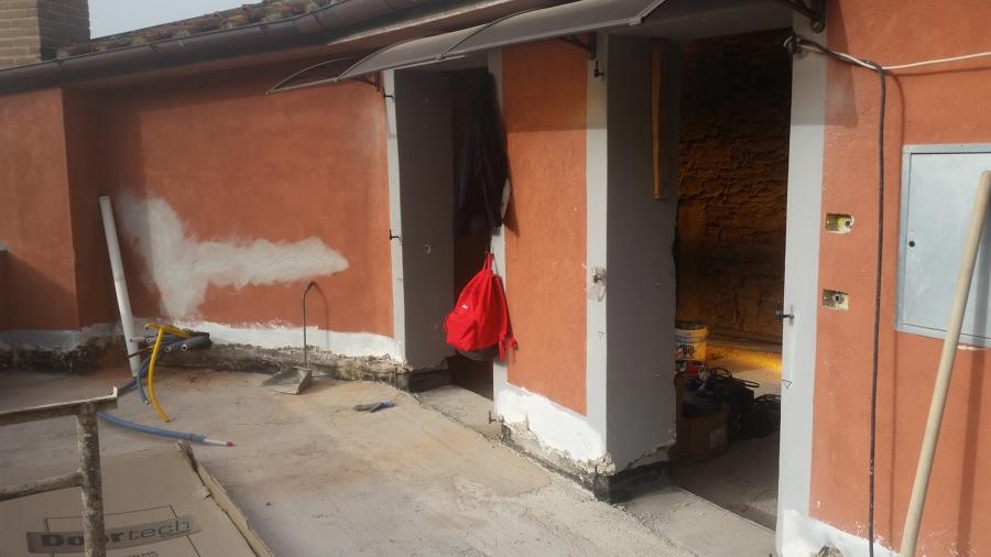 Foto terrazza e facciata di idea ristruttura gli for Idea casa immobiliare sassari