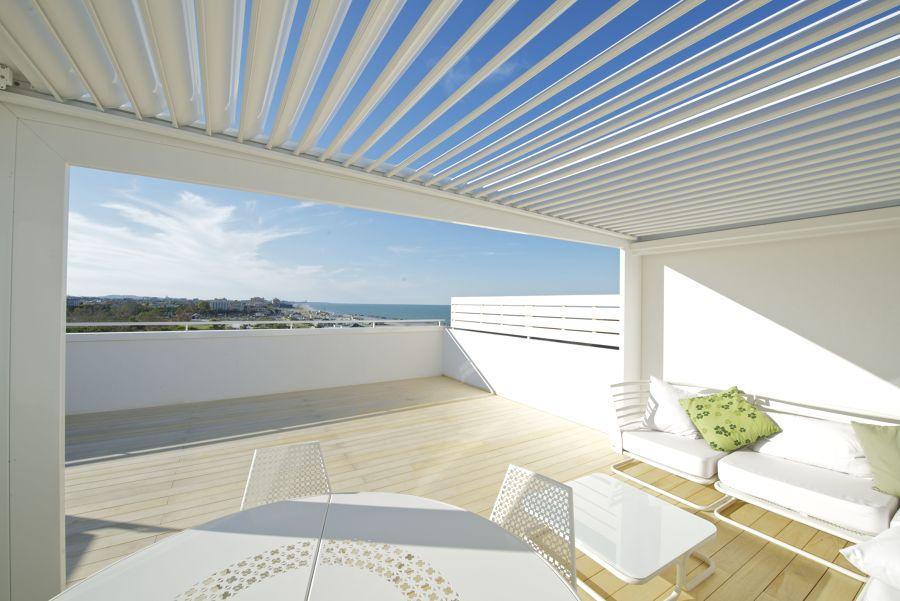 terrazza legno
