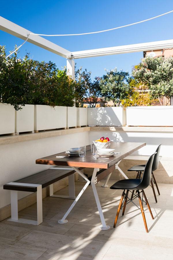Foto: Terrazzo con Fioriere di Rossella Cristofaro #625914 - Habitissimo