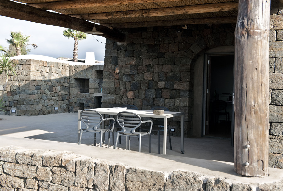 terrazzo esterno