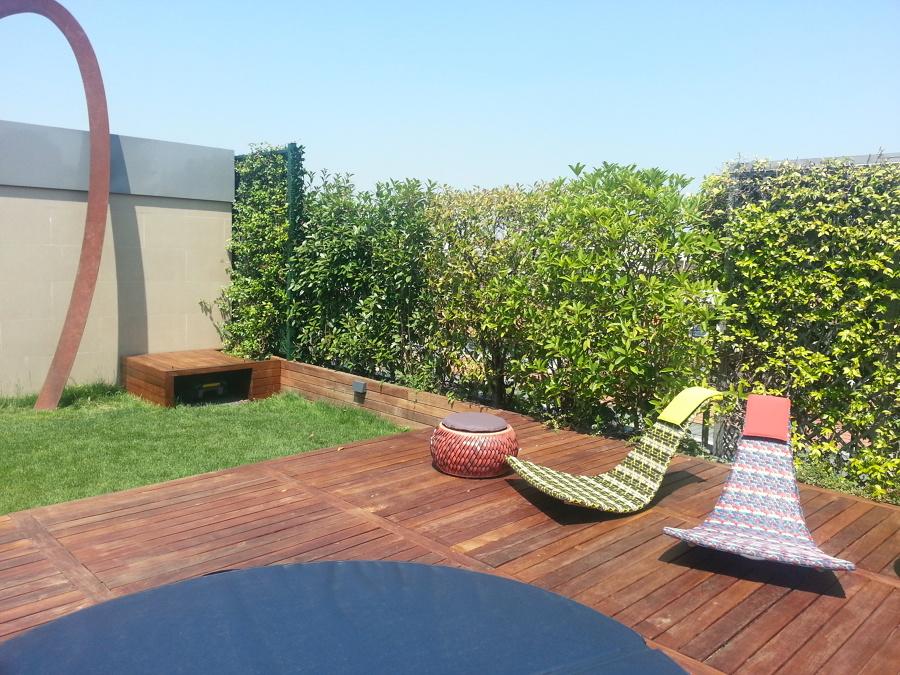 Foto terrazzo oliato e arredato de antonio genca 279140 - Immagini terrazzi arredati ...