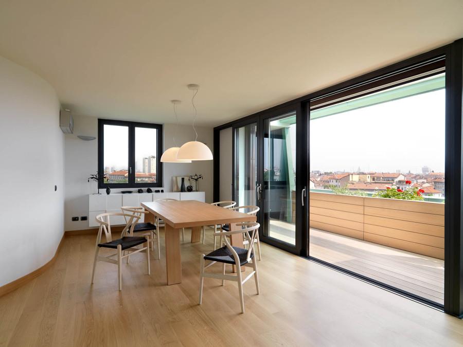 Progetto recupero sottotetto appartamento duplex idee ristrutturazione casa - Ristrutturazione terrazzo consigli ...