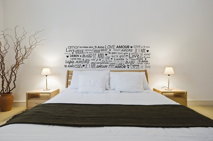 7 idee per dare un tocco distintivo alla tua casa idee - Testate del letto fai da te ...