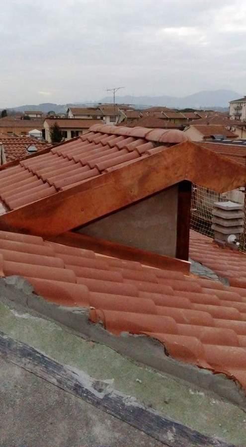 Foto tetto in legno di devis 365936 habitissimo for Stili tetto tetto