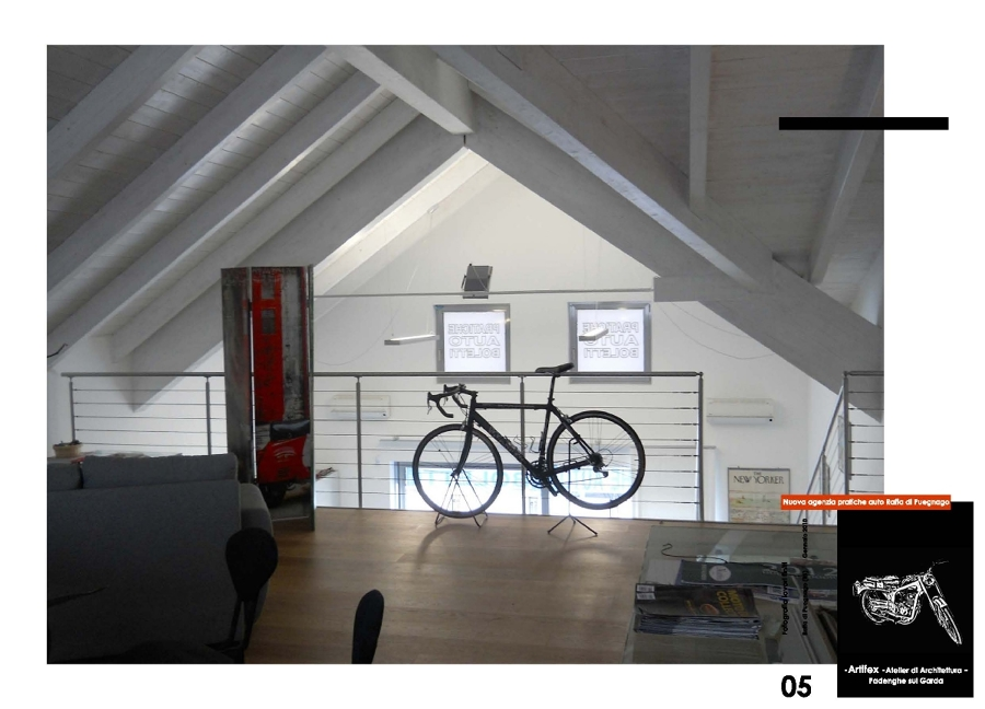 Foto tetto in legno sbiancato di artifex atelier di architettura 64557 habitissimo - Legno sbiancato tetto ...