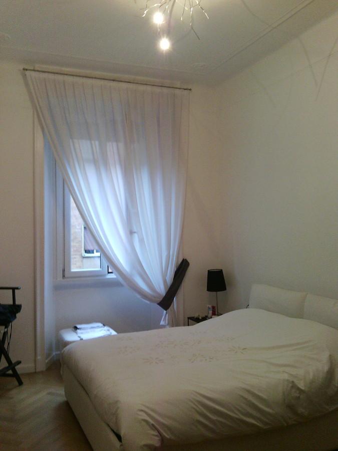 Tinteggiatura appartamento zona centro storico Milano,aprilie 2014