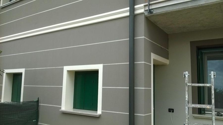 Simple esterna with pittura esterna casa - Colorare casa esterno ...