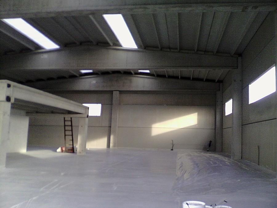 Progetto ristrutturazione capannone progetti for Capannone moderno