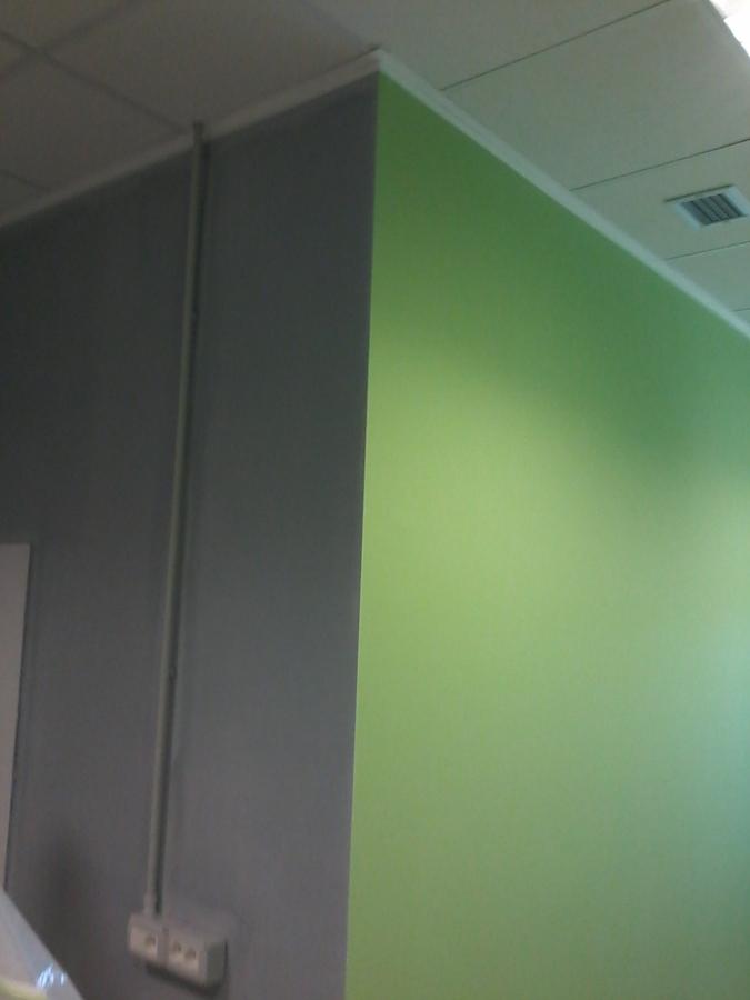 Tinteggiatura interna di un negozio idee - Tinteggiatura pareti interne ...