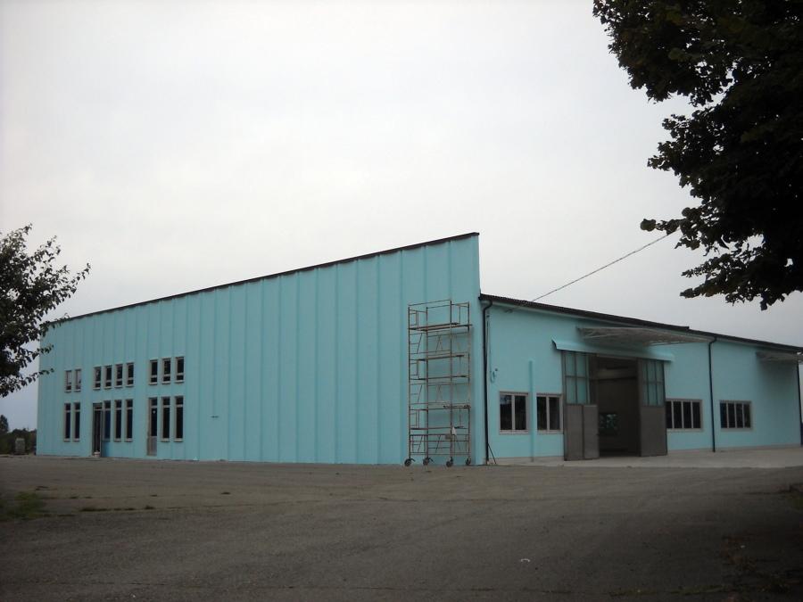 Progetto ristrutturazione capannone ex novo idee for Fai il capannone