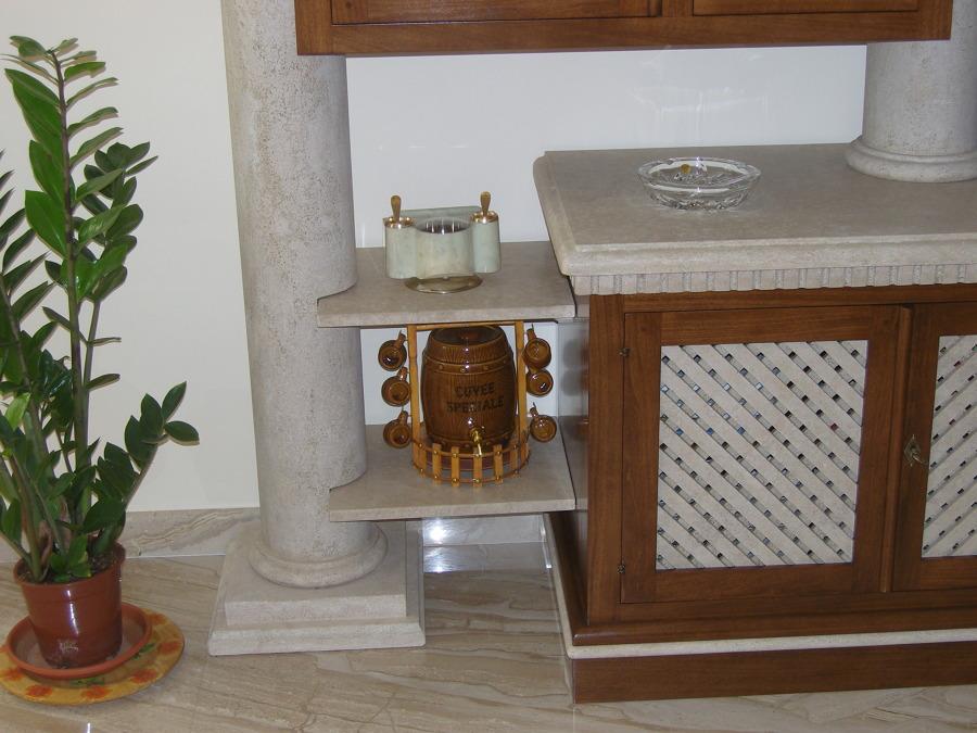 Foto: Top Cucina Travertino di Mastrogiacomo Marmi Srl ...