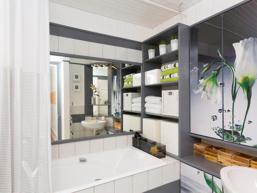 Ristrutturare il bagno senza demolire relooking idee