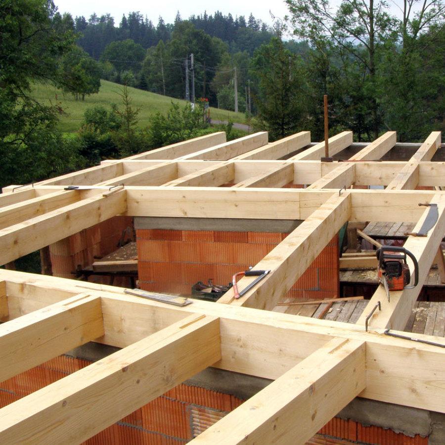 Travature solai in legno