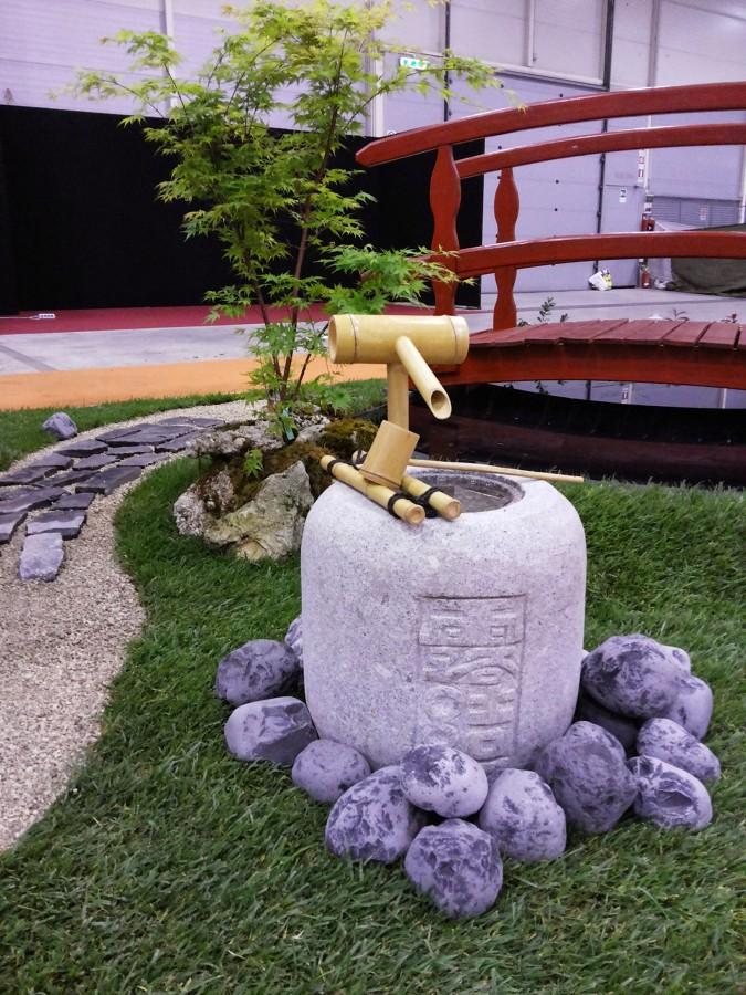 Realizzazione Stand Fieristico Giardino Giapponese  Idee ...