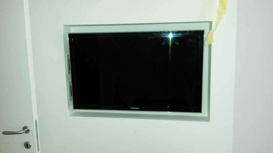 Foto: TV Ad Incasso In Cartongesso. di Decor Casa Casape #332554 ...
