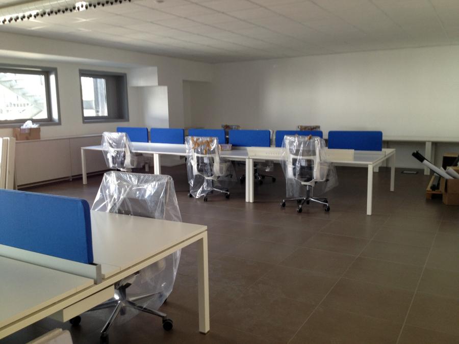 Progetto ristrutturazione uffici e sede amministrativa for Uffici operativi