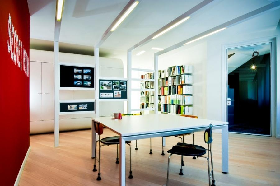 Progetto uffici il prisma milano idee ristrutturazione for Uffici temporanei milano prezzi