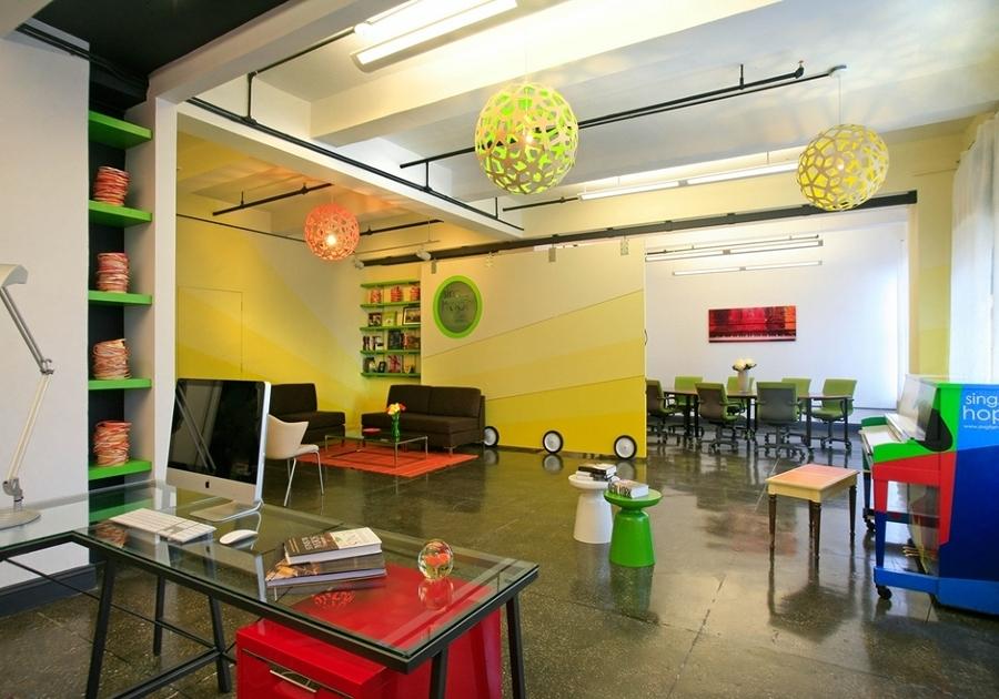 Come decorare un ufficio con stile idee interior designer for Interior design ufficio