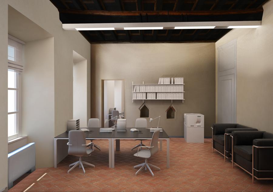 Nuova sede ordine architetti novara idee architetti - Immagini di uffici ...