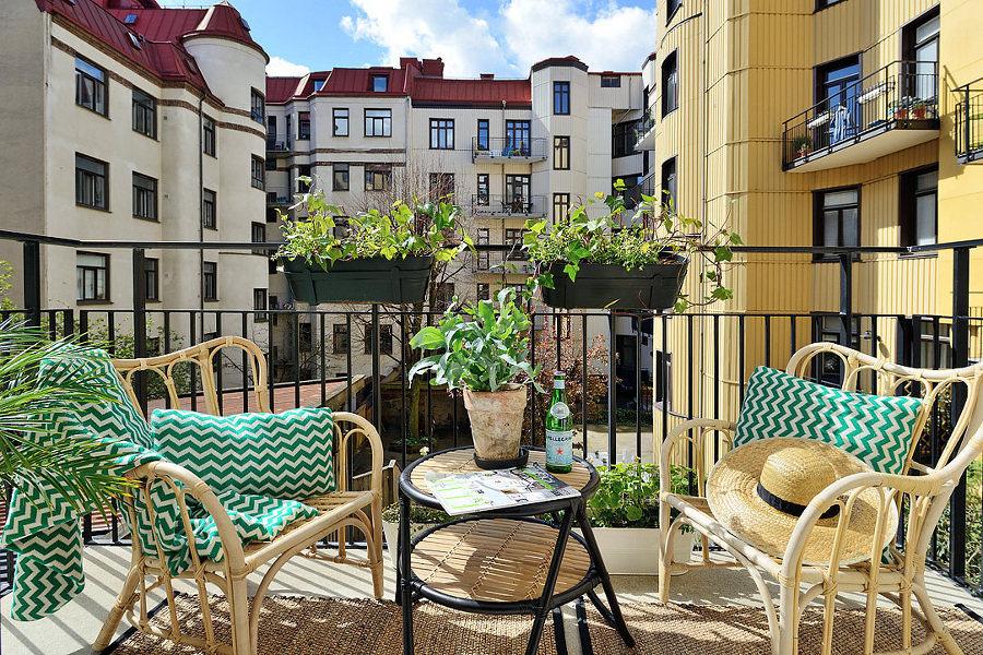 Tira fuori il meglio dal balcone di casa idee interior - Idee fuori casa ...