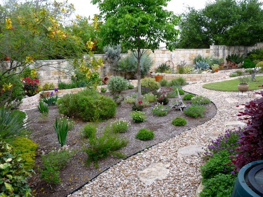 Preferenza Xerogiardineria: Giardini senza una Goccia D'acqua In Più | Idee  IB26
