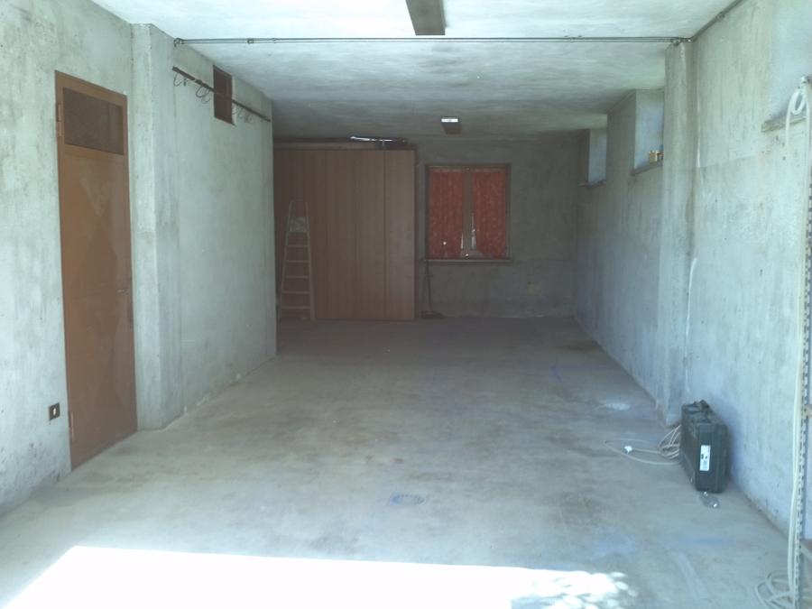 Trasformazione di garage in piccolo alloggio con modifica for Idee aggiuntive di garage allegato