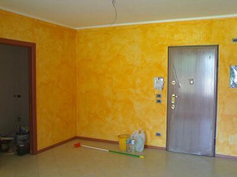 Foto velatura sabbia di pitturazioni lavori edili 398057 habitissimo - Vernice per muro interno ...