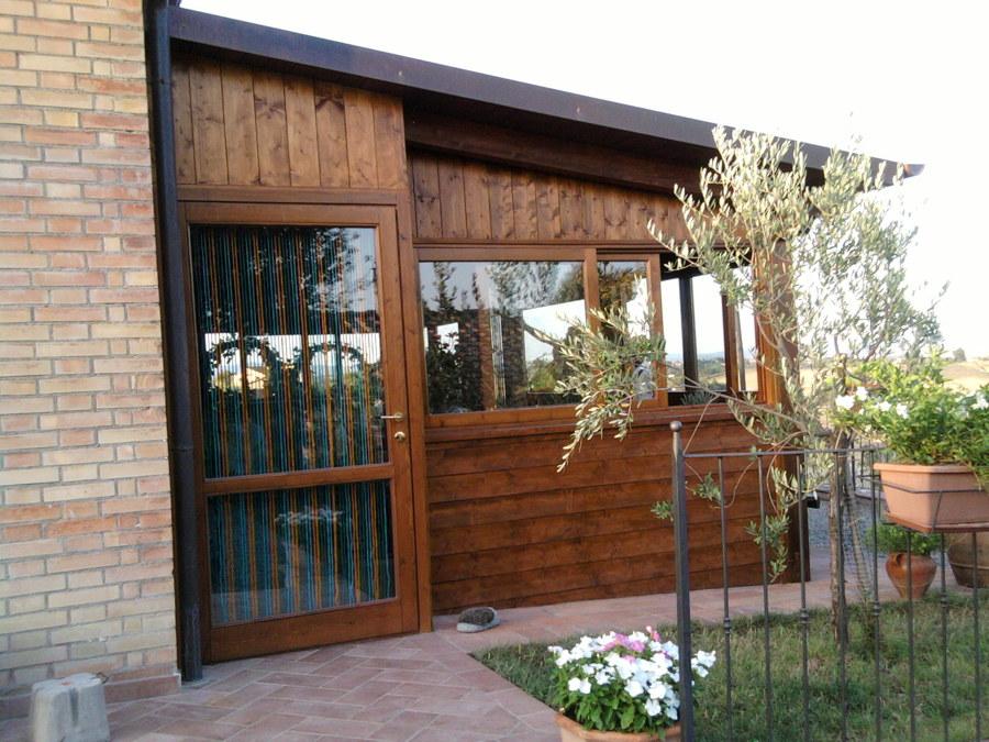 veranda a Siena