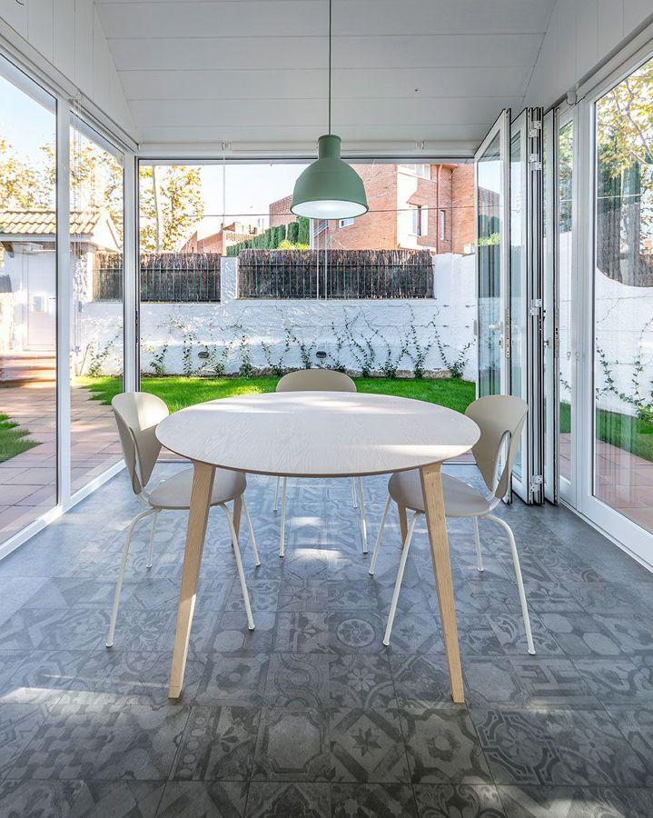 veranda alluminio