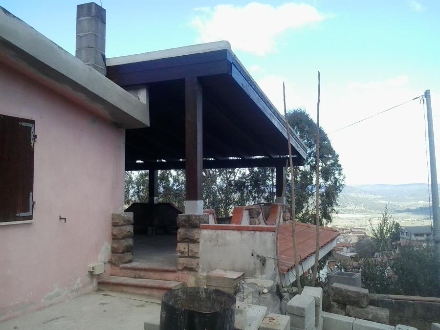 Foto veranda coperta di cadau mario imp edile 390327 for Piani di veranda coperta