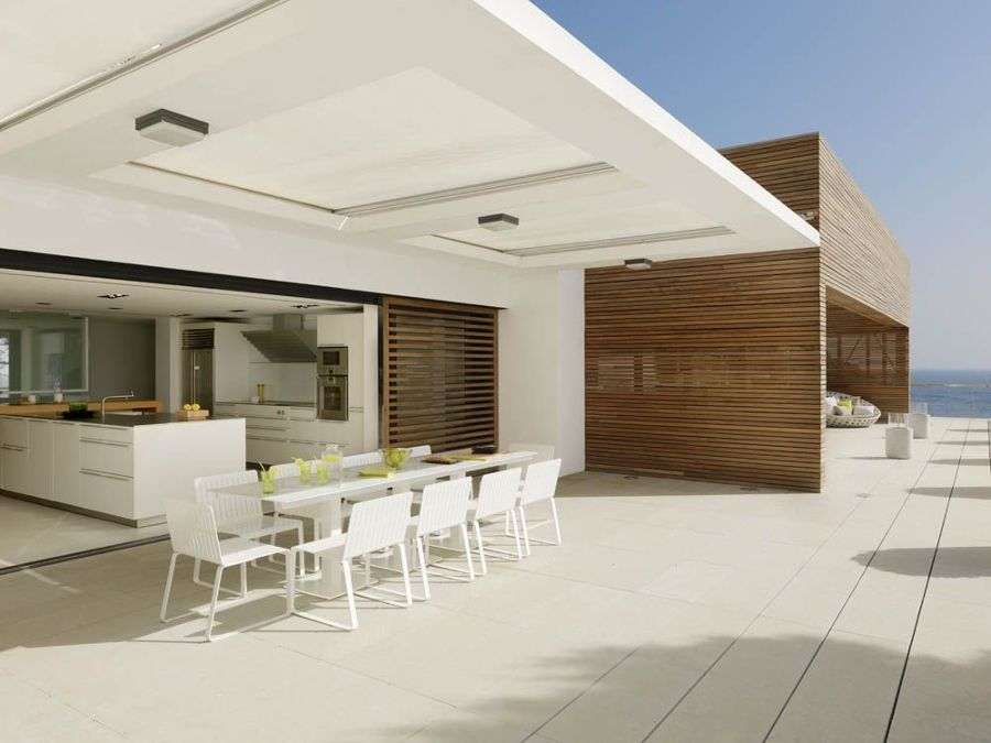 veranda minimal