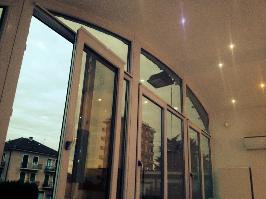 Foto vf2serramenti porte e finestre in pvc de vf2 - Porte e finestre in pvc ...