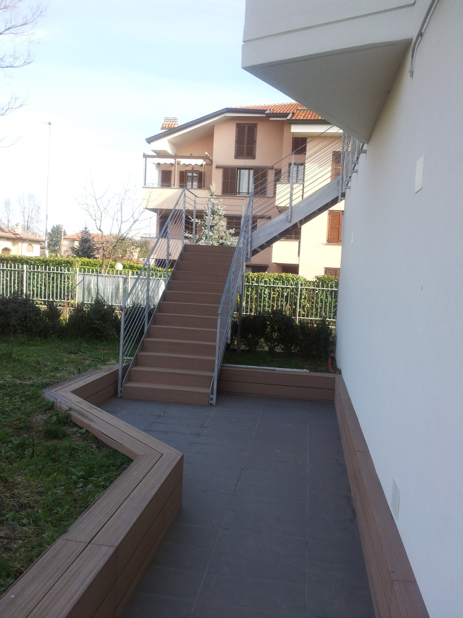 Vialetto E Scala Du0027ingresso