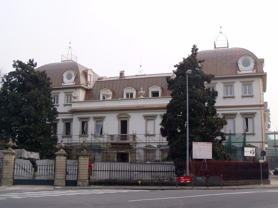 Ristrutturazione villa d 39 epoca a lissone idee ristrutturazione casa - La casa della cameretta lissone ...