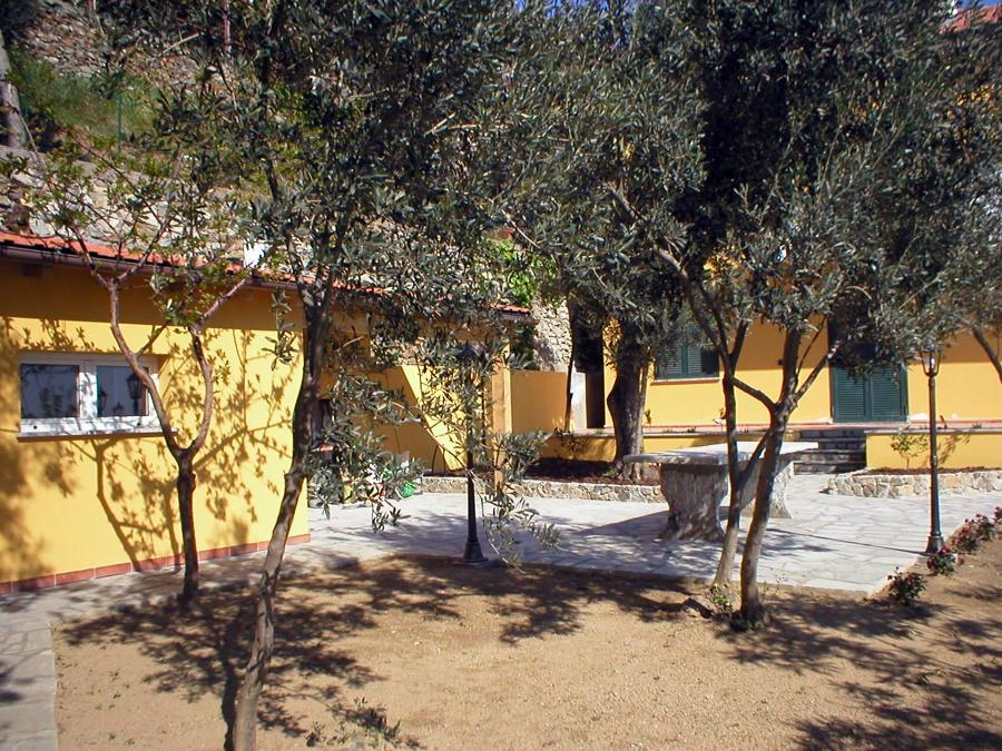 Villa ex Borgna in Bergeggi