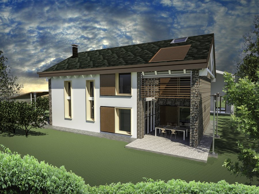 Progetto per costruzione in classe a2 idee for Progetto costruzione casa