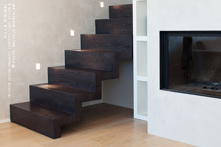 Foto villa minimal scala di studio di architettura for Immagini minimal
