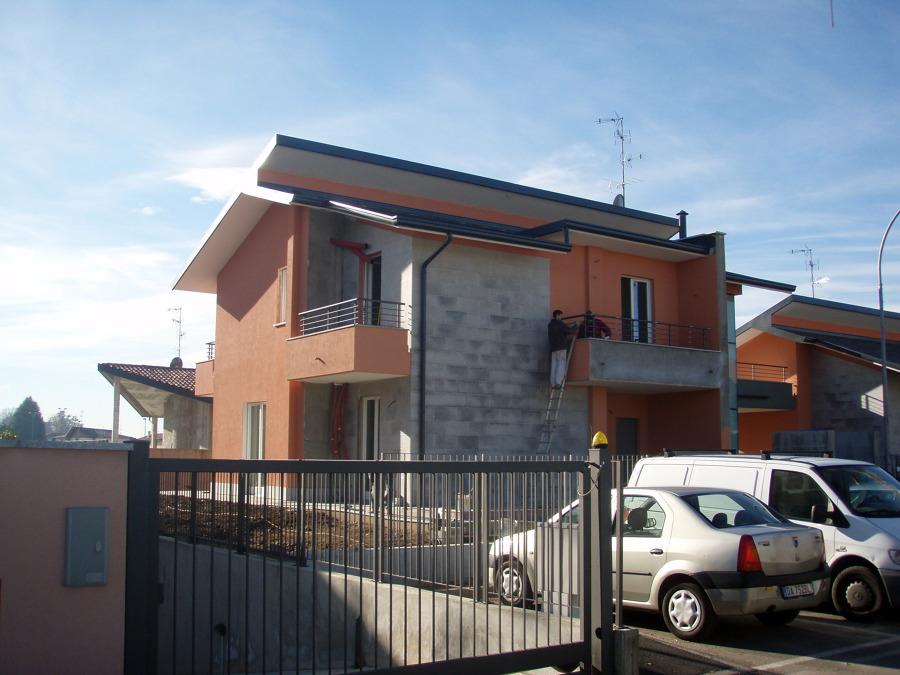 Villa Singola Lotto 10 (Lonate Pozzolo)