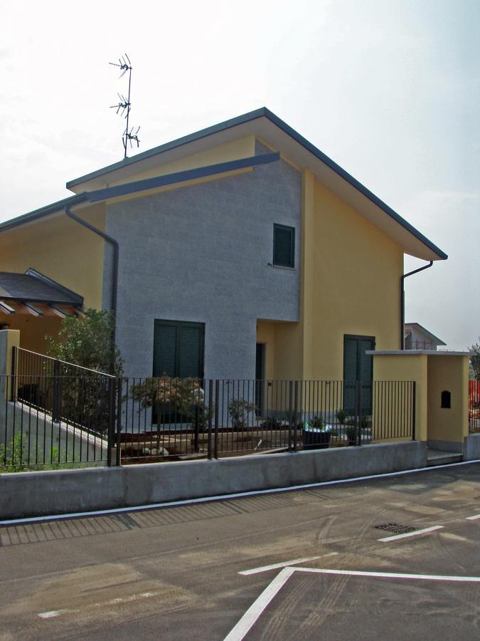 Villa Singola Lotto 3 (Lonate Pozzolo)