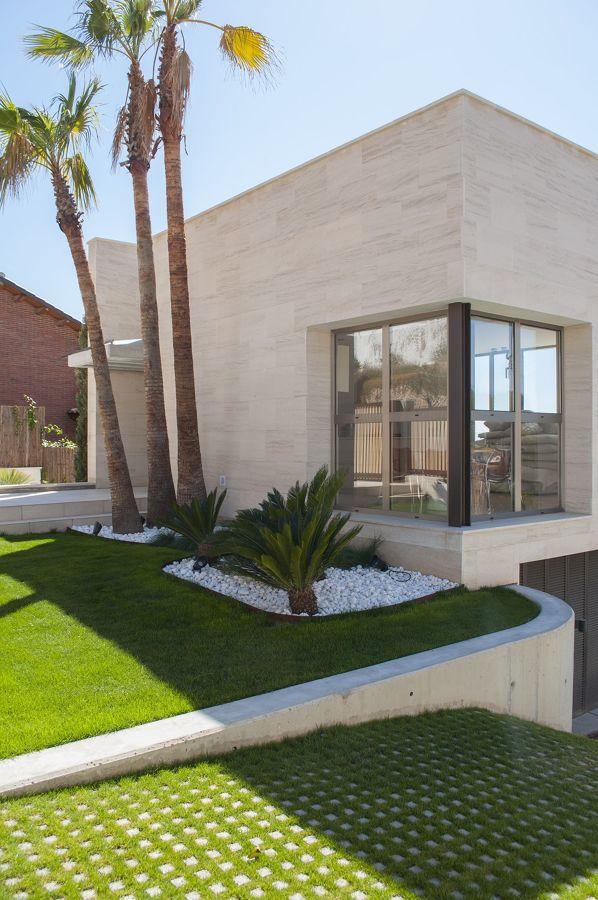 villa stile minimalista