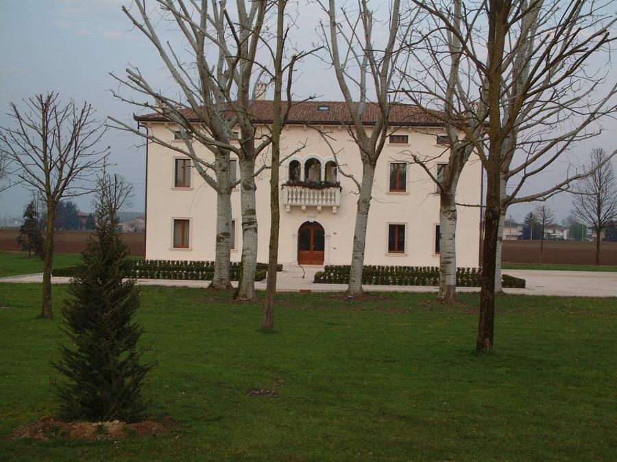 Villa veneta della pianura Veronese