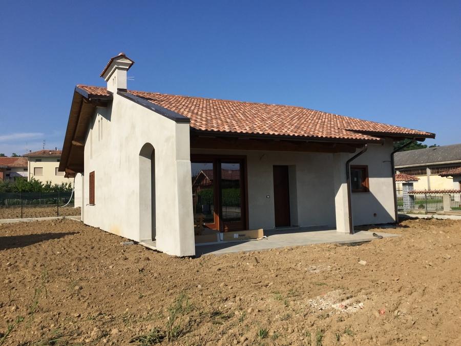 Progetto villetta 100 mq a biella idee costruzione case - Progetto casa biella ...