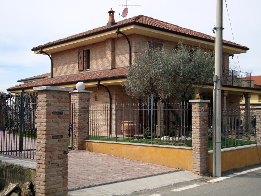Estremamente Foto: Villetta Unifamiliare a Nibbiola (NO) di Arch. Brisca Matteo  KN53