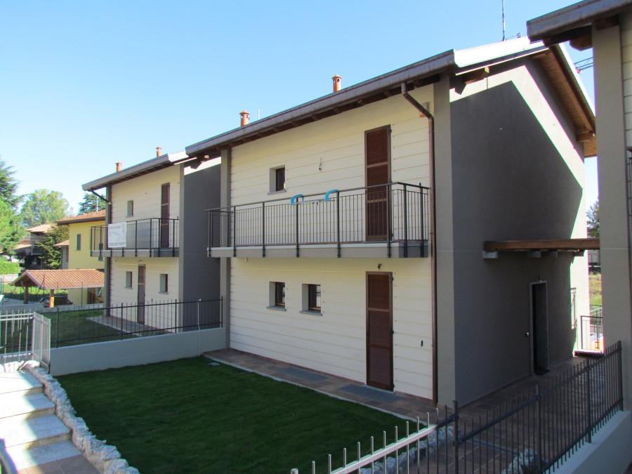 Nuova costruzione di villette unifamiliari in alserio idee costruzione case - Preventivo costruzione casa nuova ...