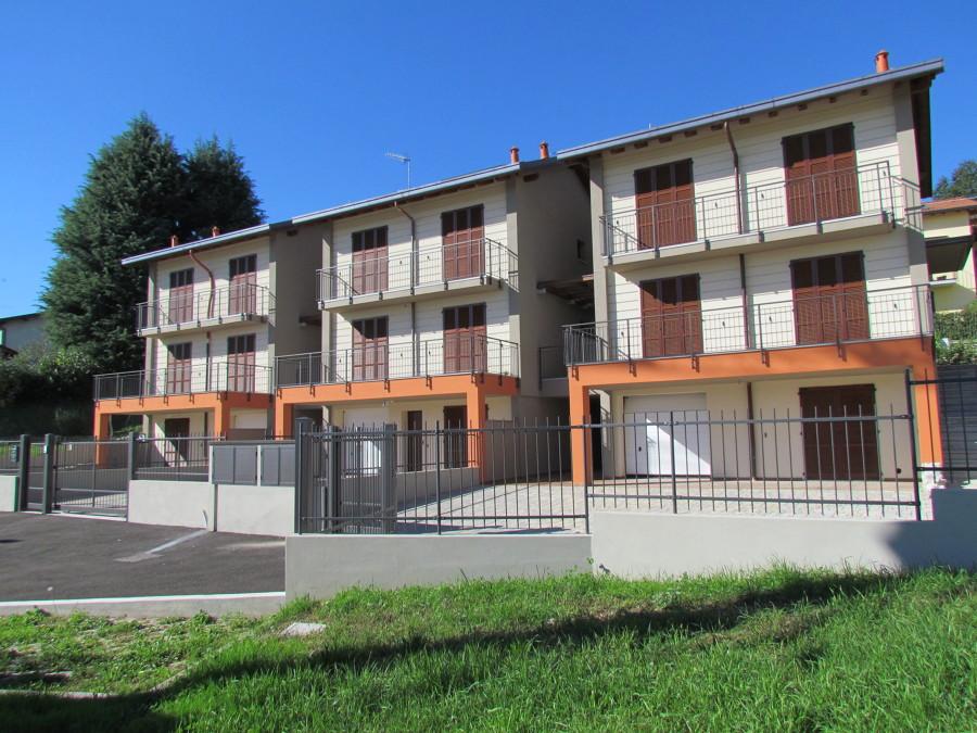 Nuova costruzione di villette unifamiliari in alserio for Case unifamiliari di nuova costruzione
