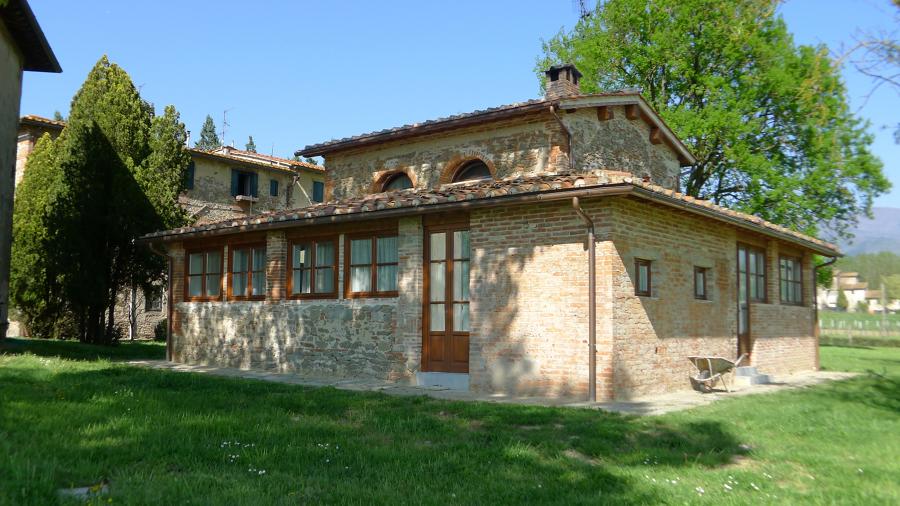 Villino Mavì lato sud-ovest