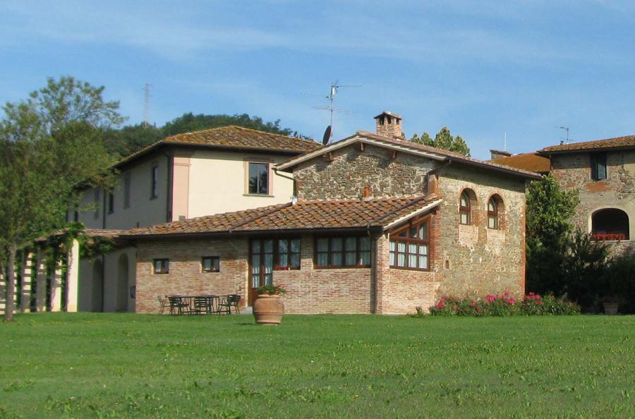 Villino Mavì. Vista sud.