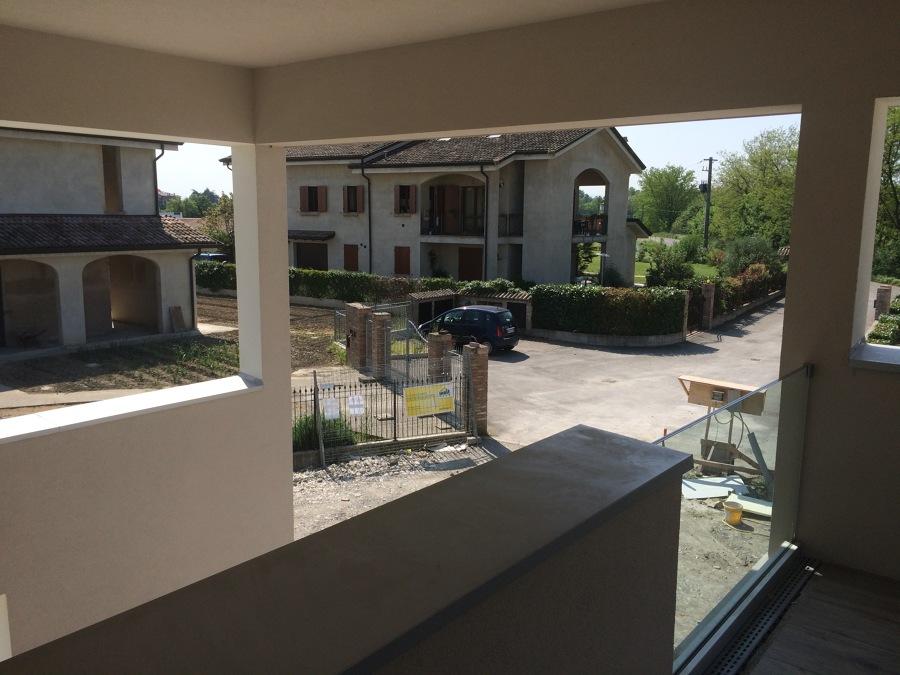 Vista balcone Piano Primo